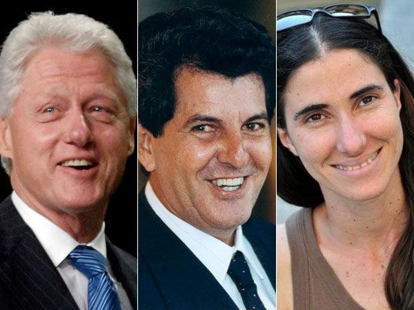 Algunos candidatos al Nobel de la Paz