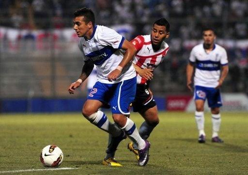 Junior de Barranquilla obtuvo un punto de oro en Chile tras empatar con la U. Católica