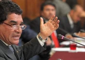 """Congresista Amado Romero, """"El Comeoro"""""""
