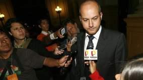 Congresista Sergio Tejada
