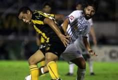 Gran triunfo de Godoy Cruz sobre Peñarol con gol de Villar