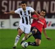 Lanús derrotó a Independiente 1-0 y es único líder del Clausura argentino