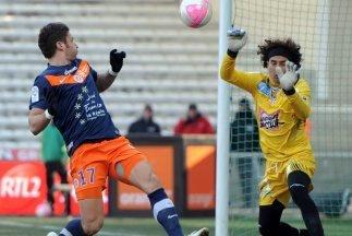 Montpellier a un punto de diferencia del PSG en la Liga de Francia
