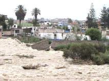 Desbordes en la región Lima