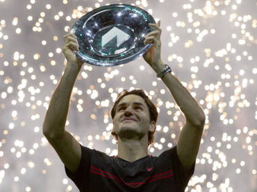 Federer campeonó en Rotterdam tras derrotar a Del Potro