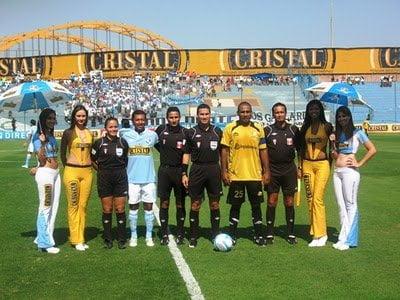 Sporting Cristal y Cobresol abrirán el descentralizado de fútbol peruano 2012