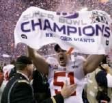 Los New York Giants obtuvieron el cuarto Super Bowl de su historia