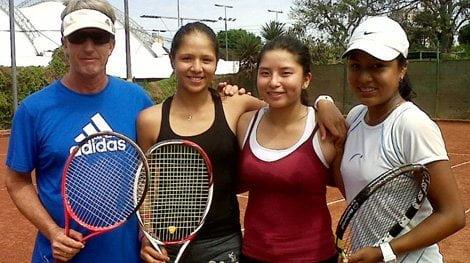Selección de tenis femenina vence a Bahamas y mañana enfrentará a Argentina