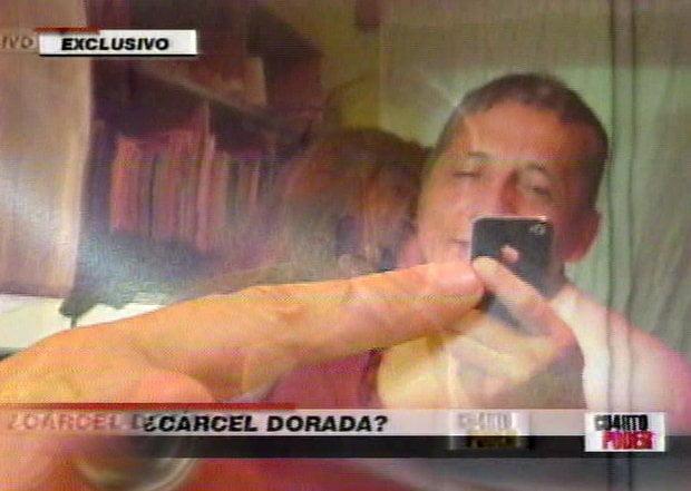 Antauro Humala tiene teléfono con línea abierta desde penal militar