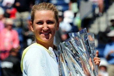 Azarenka se impuso a Sharapova y campeonó en Indian Wells