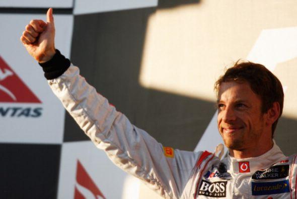 Jenson Button se adjudicó al primer Grand Prix de la temporada en Australia