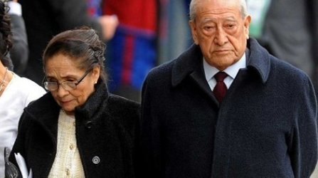 Elena Tasso e Isaac Humala