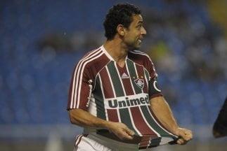 Anderson anotó el gol de la victoria del Fluminense