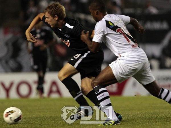 Libertad y Vasco da Gama empataron 1-1 por el grupo donde se encuentra Alianza Lima