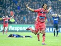 Marsella dio la sorpresa y eliminó al Inter de Milan de la Champions League