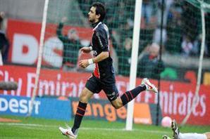 Paris Saint Germain recuperó el liderato del campeonato francés de fútbol