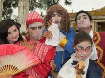 Celebración en Barranco