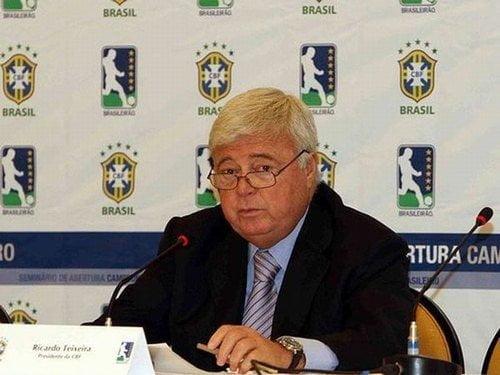 Ricardo Texeira ya no es más presidente de la CBF. Su lugar será ocupado por José María Marín