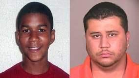 George Zimmerman y Trayvon Martin