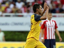 América derrotó de visita al Guadalajara en el clásico del fútbol mexicano
