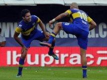 Boca consiguió un buen triunfo ante Argentinos y lidera el Clausura