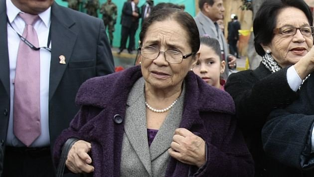 Elena Tasso habla fuerte