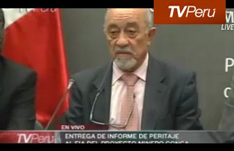El experto español Rafael Fernández Rubio