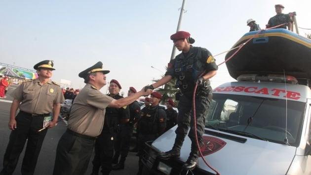 Policías en Alerta