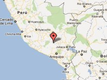 Sismo de 4.8 grados sacudió esta noche la región Cusco