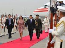 "Ollanta Humala: ""Nadine es una persona preparada para gobernar"""