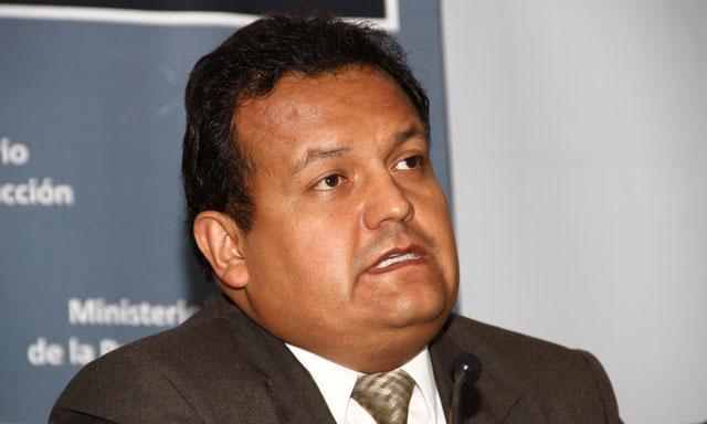 Ministro José Urquizo