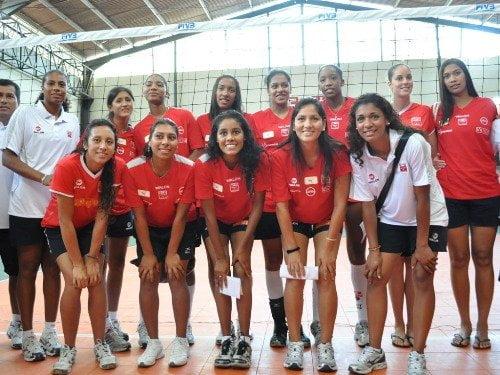 La selección peruana de vóley deberá acceder a la final (con Brasil) para clasificar a las Olimpiadas Londres 2012