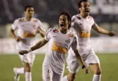 Santos clasificó a semifinales de la Copa Libertadores