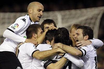 Valencia acompañará al Real Madrid y Barcelona en la próxima edición de la Champions League