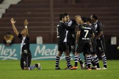 Vasco da Gama celebró en Argentina su clasificación a cuartos de final de la Copa Libertadores