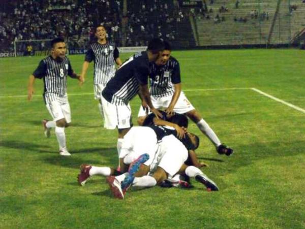 Alianza Lima sub 20 goleó 5-0 al Blooming en la Copa Libertadores de la categoría