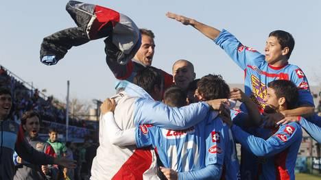 Arsenal de Sarandí consiguió el primer título de su historia en el fútbol argentino