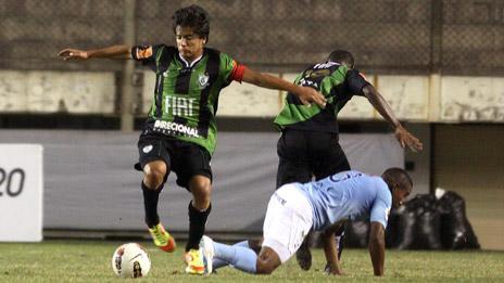 Sporting Cristal quedó eliminado en la primera fase de la Copa Libertadores Sub 20
