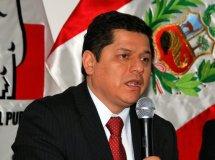 Defensor del Pueblo encargado, Eduardo Vega Luna