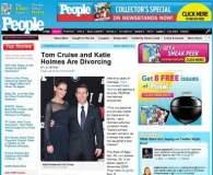 Publicación de la revista People