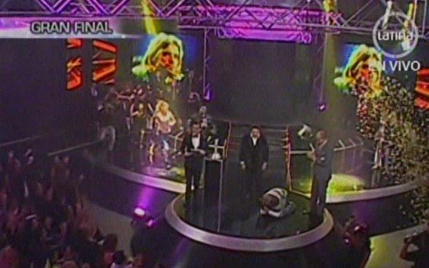 El Kurt Cobain Peruano ganó el reality Yo Soy