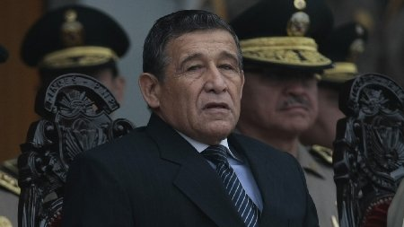 Ministro Wilber Calle
