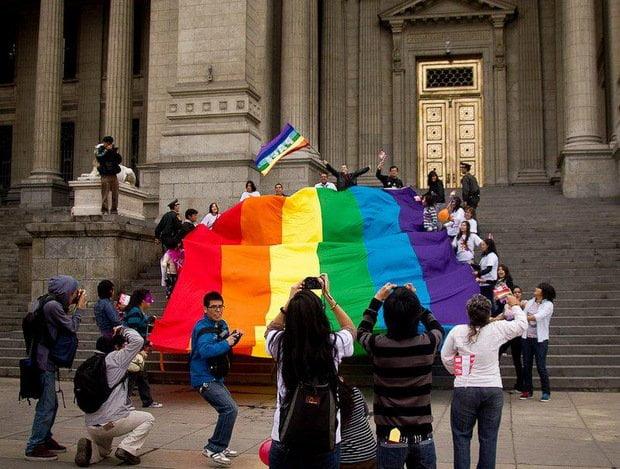 Día del Orgullo Gay en Lima