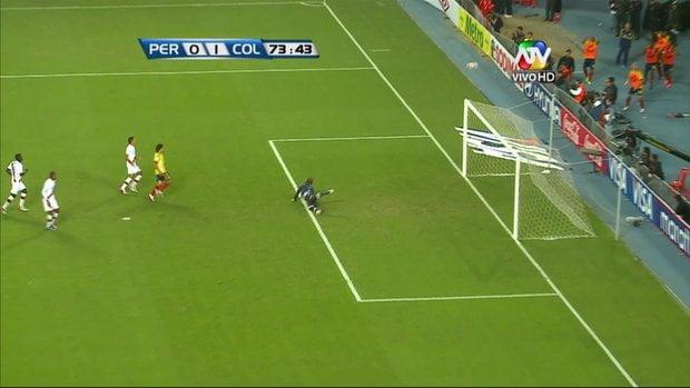 Perú vs Colombia (ATV)