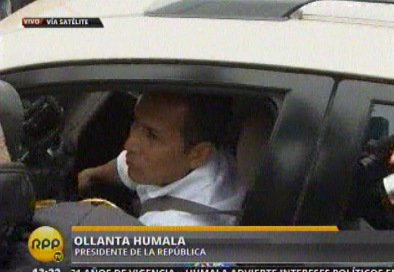 Ollanta Humala (RPP)