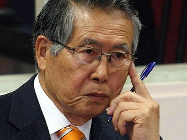 """Alberto Fujimori: """"El toledismo fue cruel verdugo de Jorge Camet"""""""