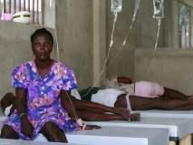 Afectados por cólera en Cuba