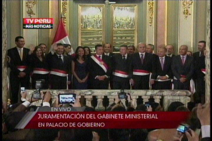 Gabinete Ministerial de Juan Jiménez Mayor