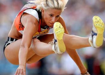 Paraskevi Papachristou fue expulsada de la delegación olímpica griega