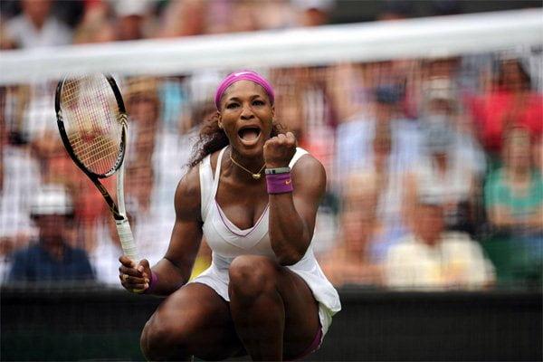 Serena Williams ganó el título de Wimbledon por quinta vez en su carrera